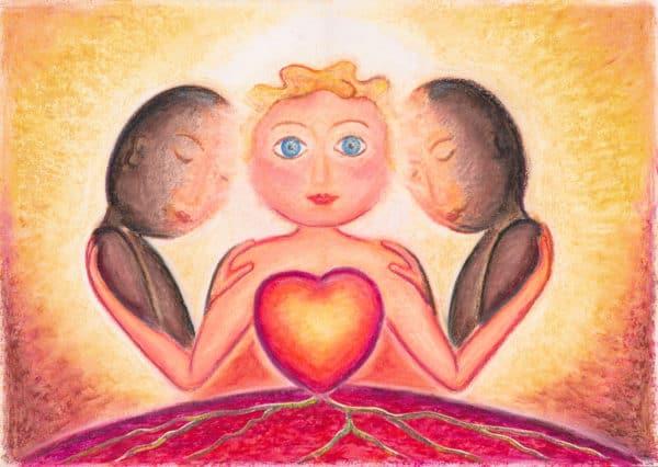 Anne Kathrin Fries Die Inneren Kinder Unserer Ahnen Trösten